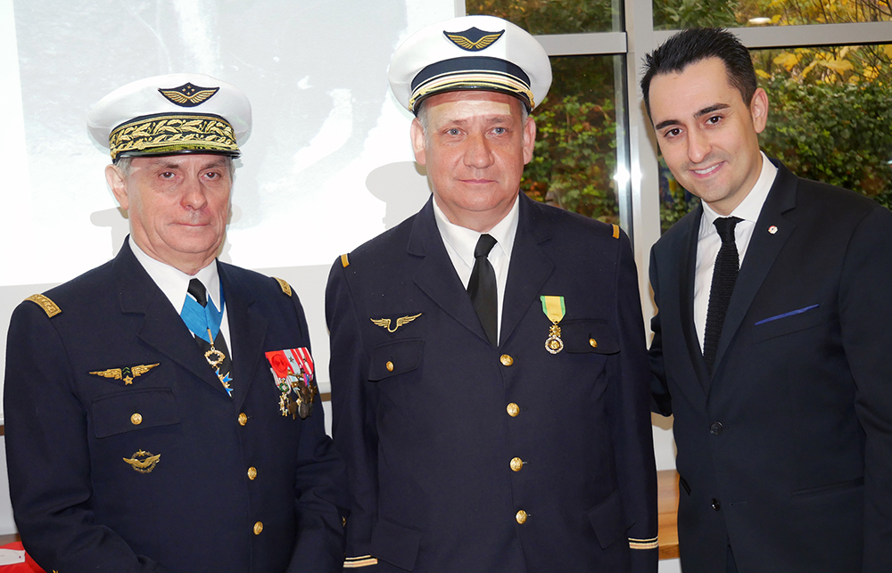 Patrick Paimbault, Laurent Brulé et Cédric de Oliveira 2b788b9081d