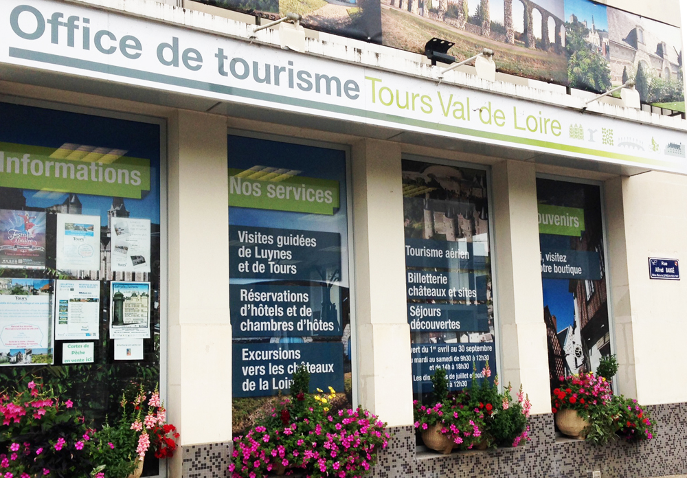 Office de tourisme de Luynes